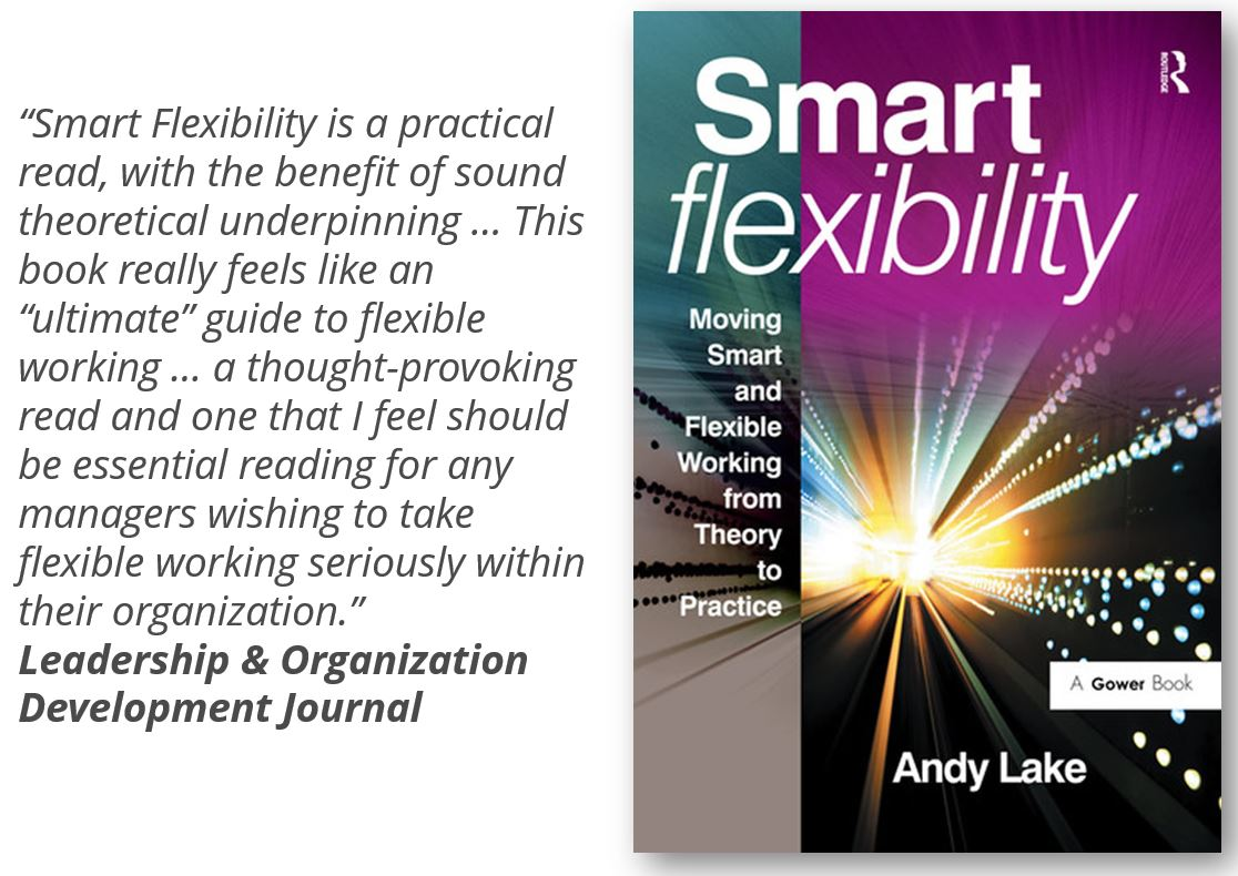 You are currently viewing Being Smart about Flexibility – and how to put it into practice
