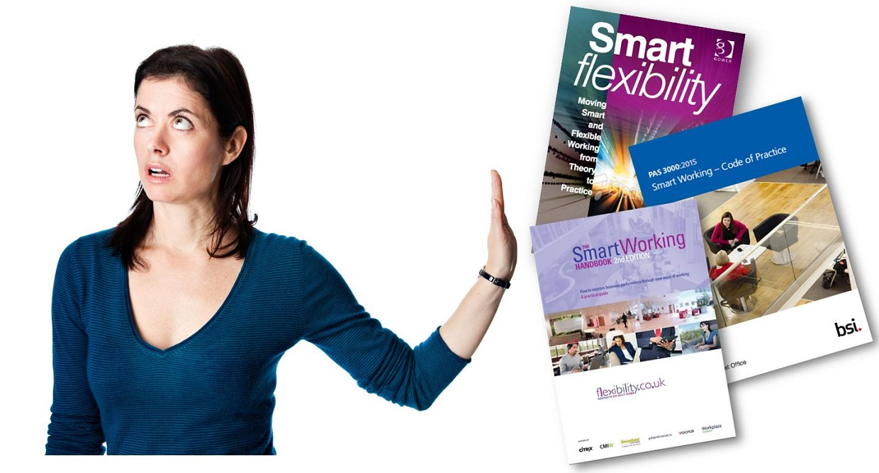 You are currently viewing 10 things to help people change to Smart Working